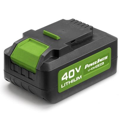 40-Volt 2.5Ah Max Series Lithium-Ion Rechargeable Battery Replacement with Power Indicator