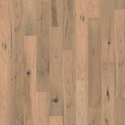 Take Home Sample - Warwick Oak Engineered Hardwood Flooring - 7-31/64 in. x 8 in.
