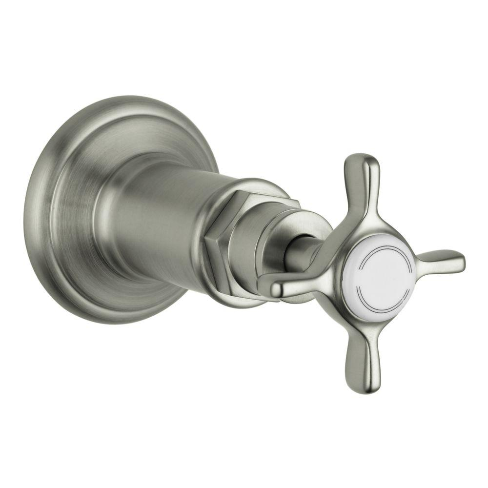 Hansgrohe Axor Montreux Volume Control 1-Handle Valve Trim Kit in ...