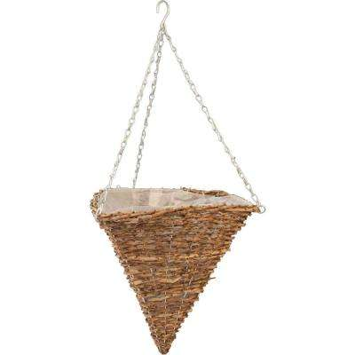 12 in. Vine Pyramid Planter with Chain
