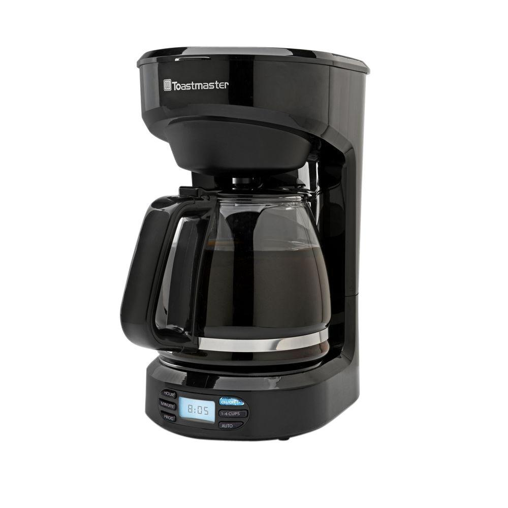 Toastmaster 12 Cup Programmable Coffee Maker 2340 The