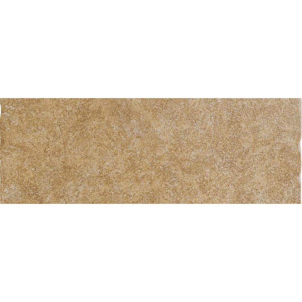 Genoa Marini 3 in. x 13 in. Single Bullnose Porcelain Floor and Wall Tile
