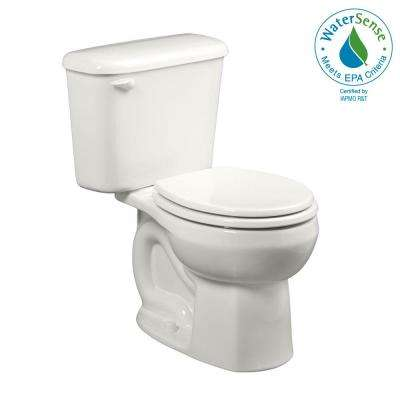 Colony 10 In Rough 2 Piece 1 28 Gpf Single Flush Round Toilet