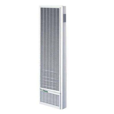 25,000 BTU/hr Top-Vent Gravity Wall Furnace Natural Gas Heater with Wall or Cabinet-Mounted Thermostat