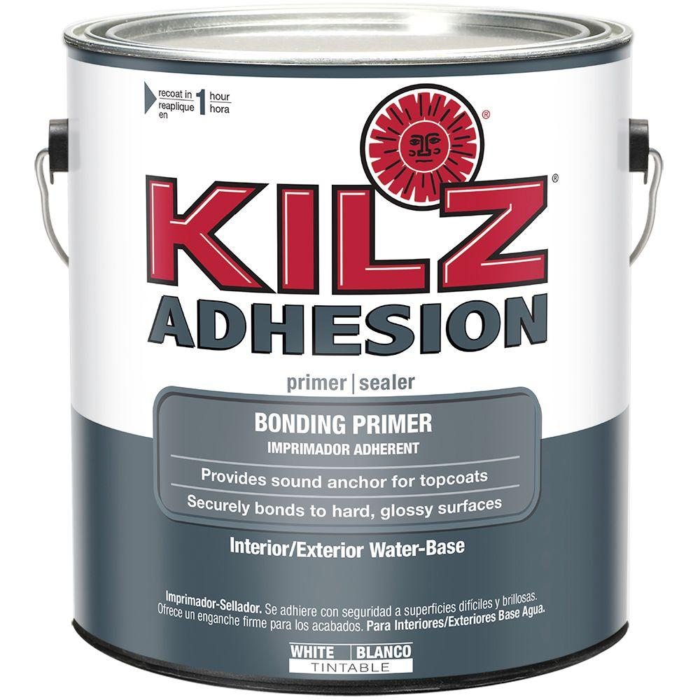 White Adhesion Bonding Interior Exterior Primer