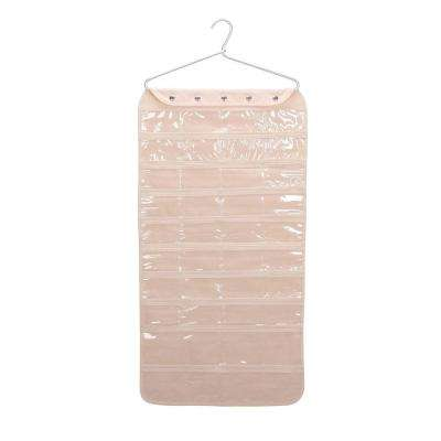 80 Pocket Premium Hanging Jewelry Organizer
