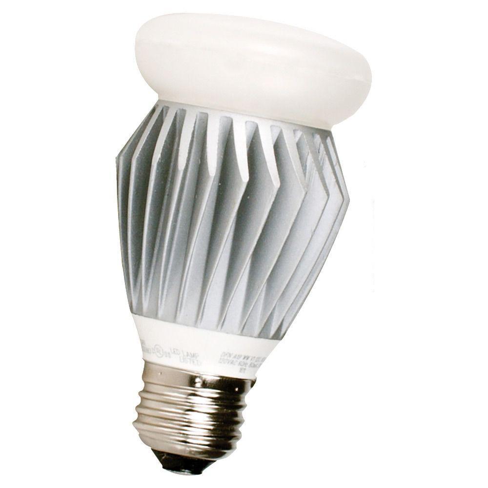 Sea Gull Lighting 8W Equivalent Bright White (2700K) A19 LED Light Bulb (E)*