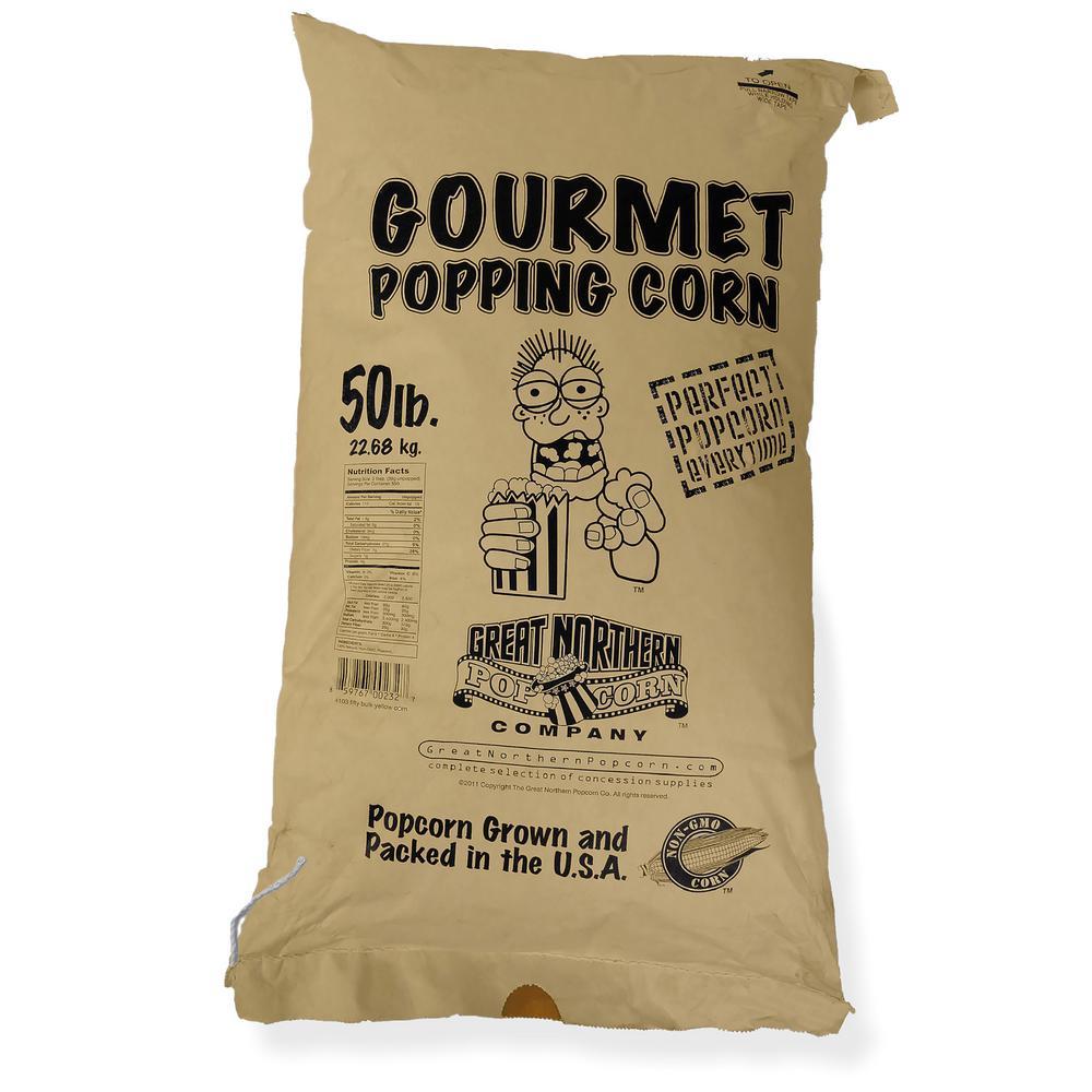 50 lb. Gourmet Popcorn Bulk Bag