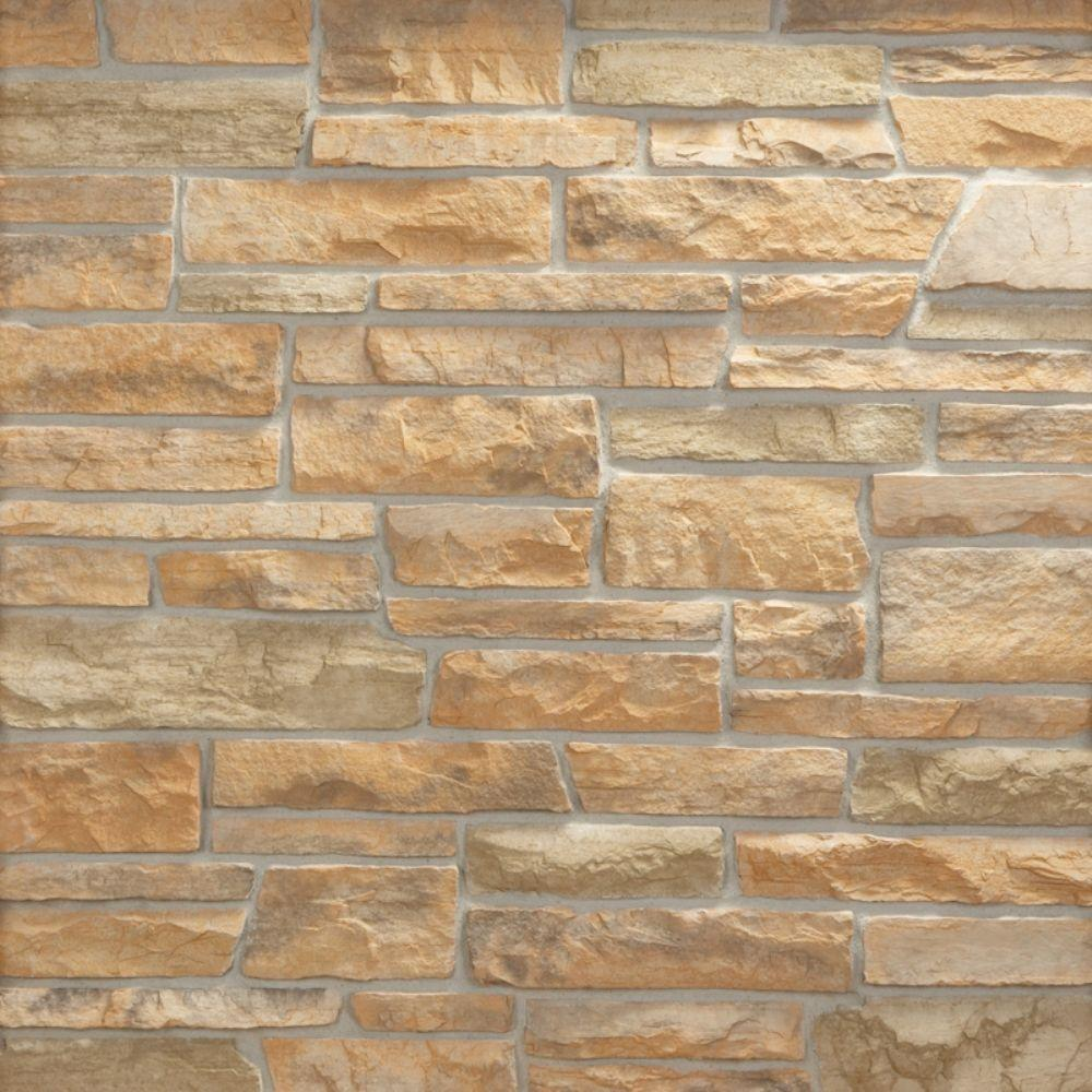 Pacific Ledge Stone Sonrisa Flats 10 sq. ft. Handy Pack Manufactured