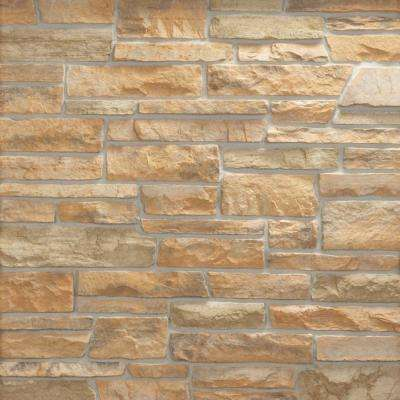 Pacific Ledge Stone Sonrisa Corners 100 lin. ft. Bulk Pallet Manufactured Stone