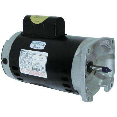 1 HP Single Speed Full Rate Replacement Motor