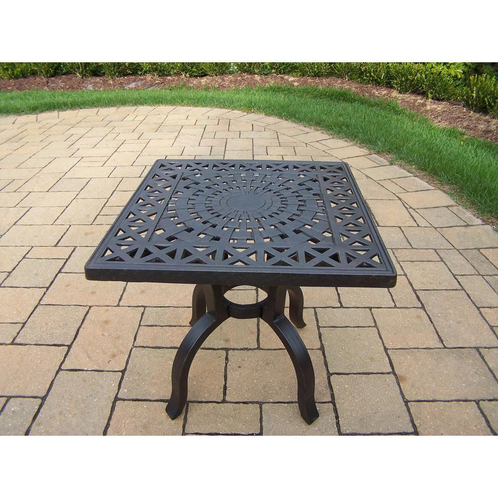 Hampton Square Patio Side Table