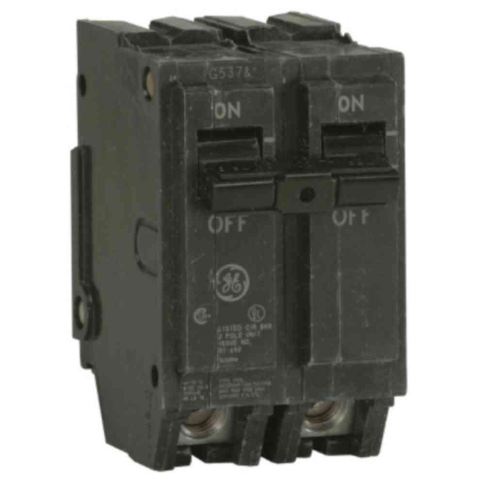 GE Q-Line 35 Amp 2 in. Double-Pole Circuit Breaker