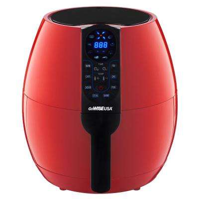 3.7 Qt. Air Fryer with 8-Cook Presets