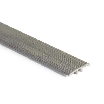 Fog 3/16 in. Thick x 1-3/4 in. Wide x 72 in. Length Vinyl T-Mold Molding