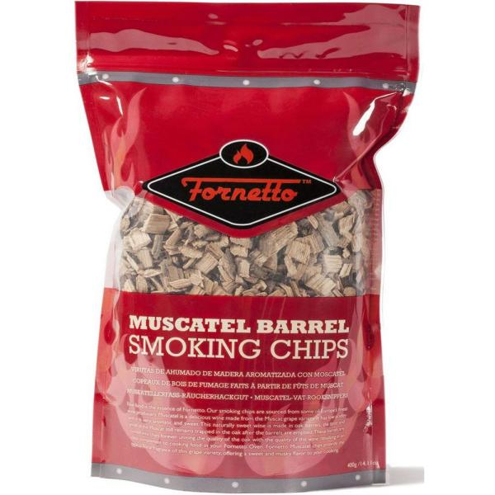 14 oz. Smoking Wood Chips, Muscatel, Bag