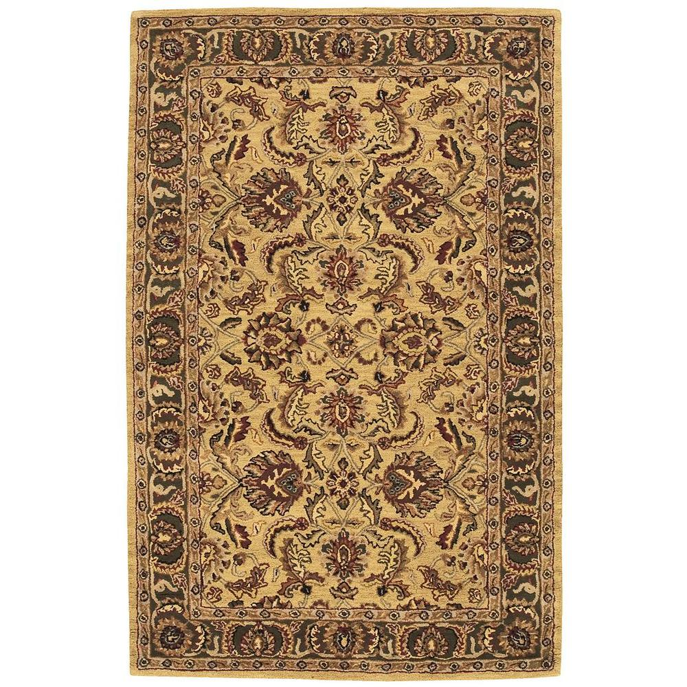 Nourison India House Gold 8 Ft. X 10 Ft. 6 In. Area Rug