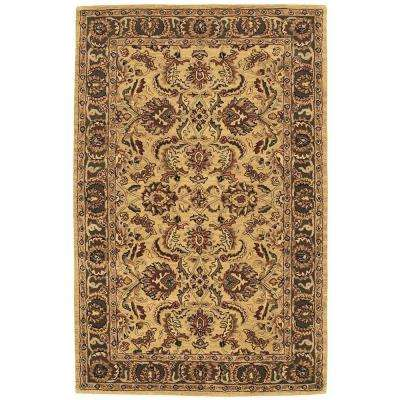 India House Gold 8 ft. x 11 ft. Area Rug