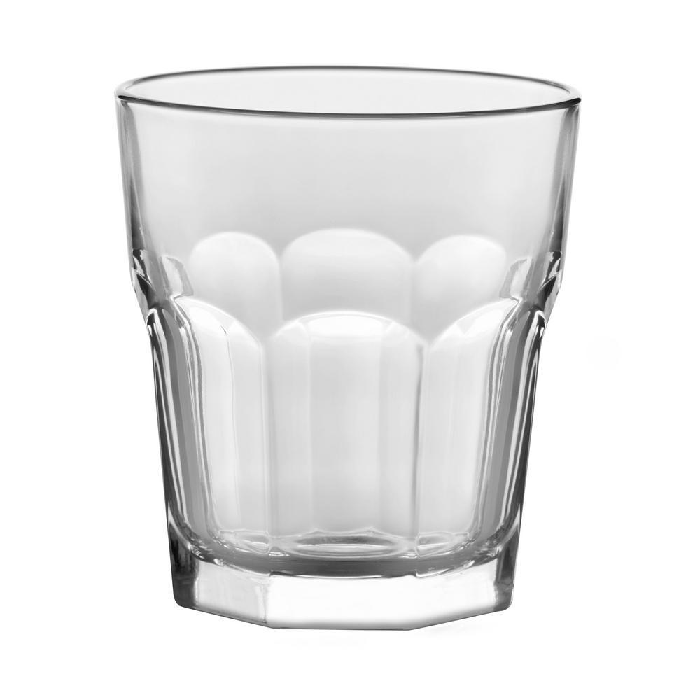 52cf8665843 Libbey Gibraltar 12-Piece Glass Cooler Set-5256 - The Home Depot
