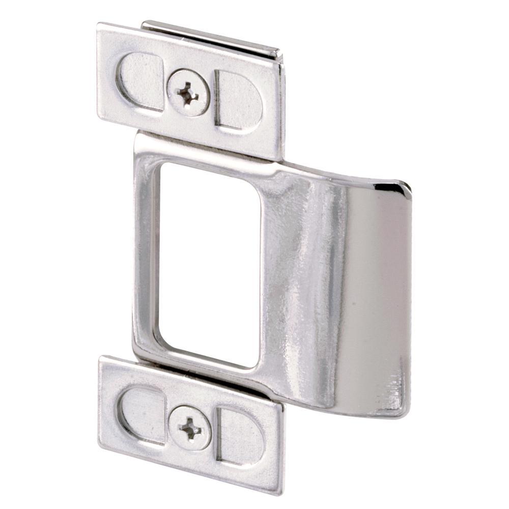 Prime Line Door Strike Plates Set Of 3 K 5148 The Home