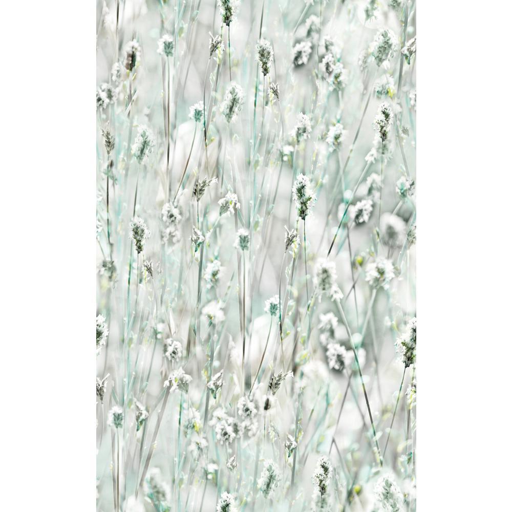 17.7 in. x 59 in. Wildflowers Window Film