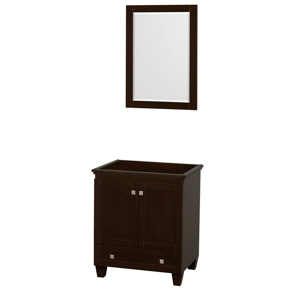 Foremost Naples 30 In W Bath Vanity Cabinet Only In