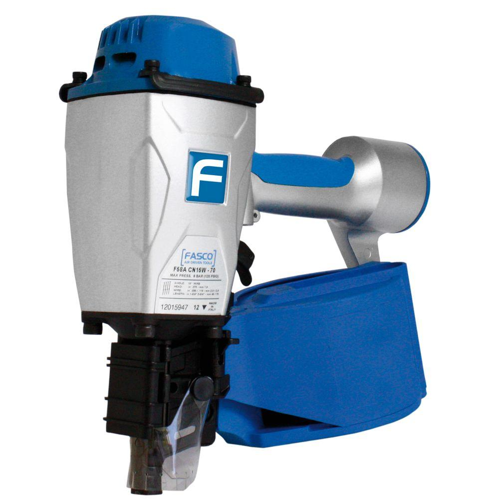Fasco Bathroom Fans: FASCO F58A CN15W-70 Stainless Steel Strip Nailer Or