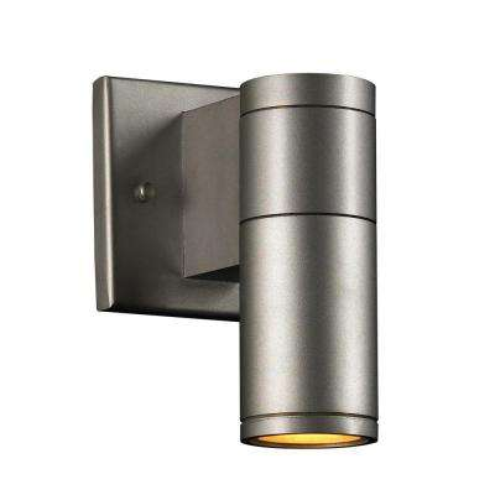 1-Light Outdoor Aluminum Wall Sconce