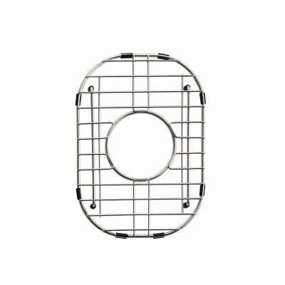 Stainless Steel Bottom Grid for KBU23 Right Bowl 32in. Kitchen Sink, 10 1/6in. x 14 1/16in. x 1 1/4in.