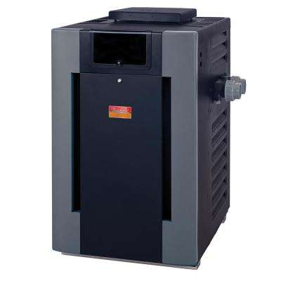 BR408ENX50 408,000 BTU ASME In-Ground Natural Gas Heater