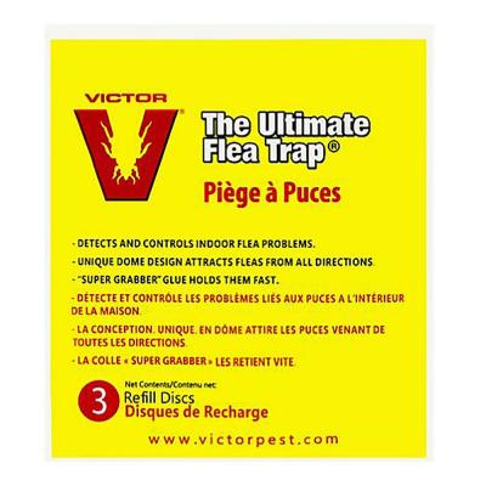 Ultimate Flea Trap Refill Discs (3-Pack)