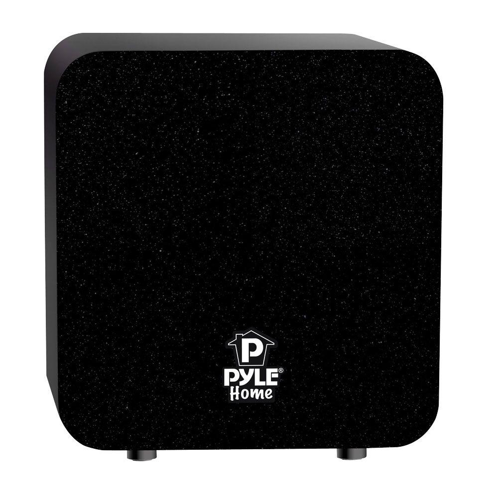 Pyle 15-in. 250-Watt Active Powered Subwoofer For Home Theater-DISCONTINUED