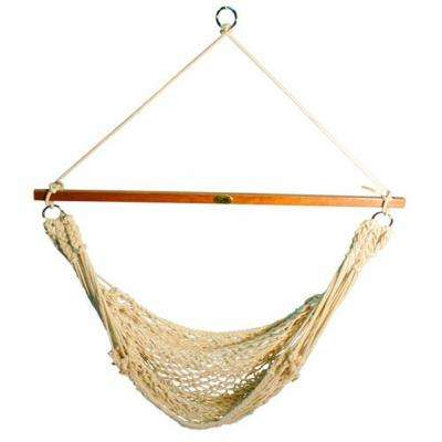 4 ft. Cotton Rope Hanging Chair