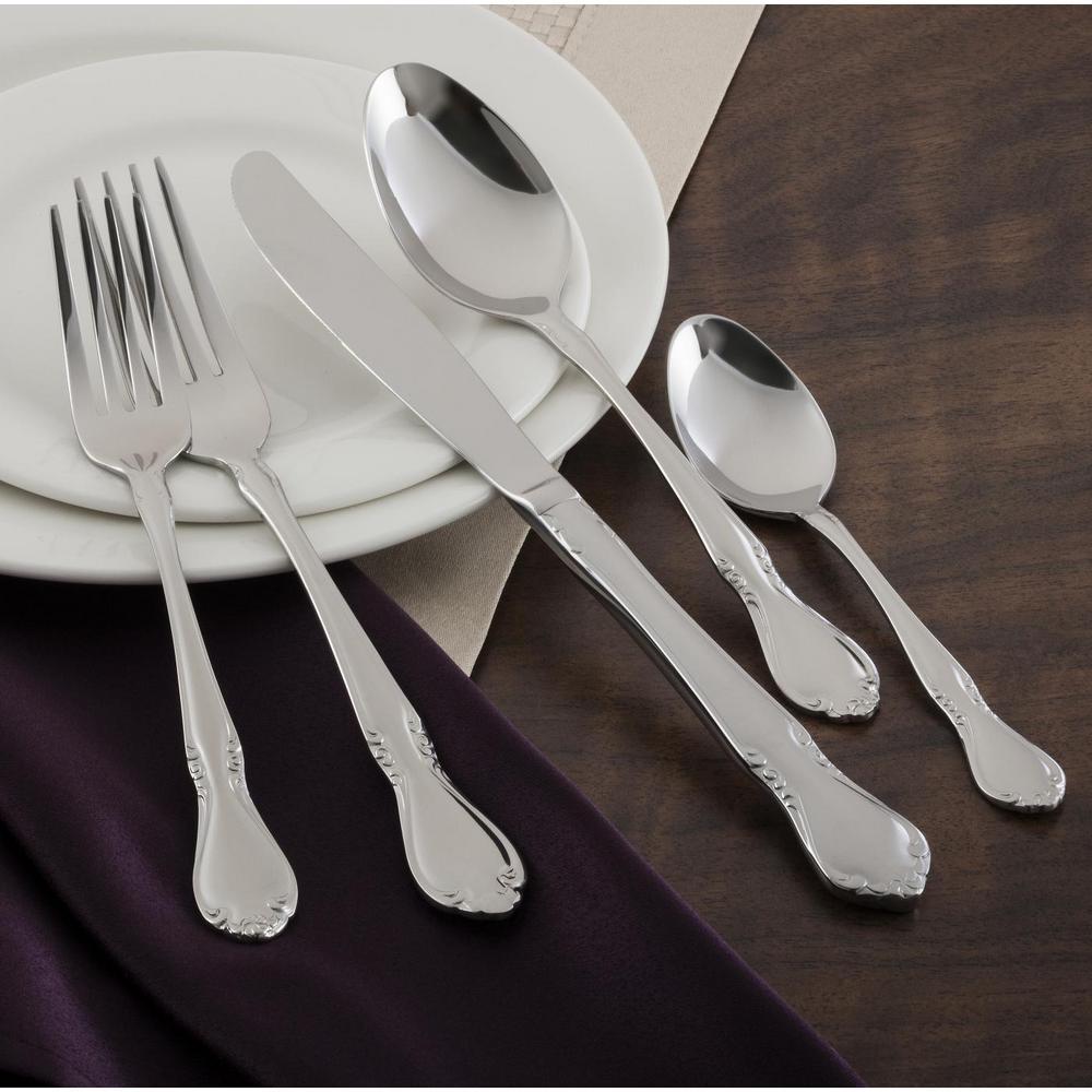 Utica Cutlery Company Illustra 20 Pc Set