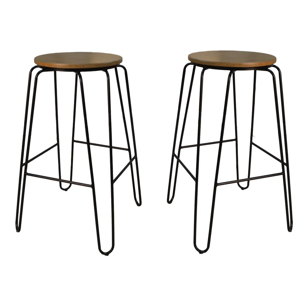 Stacking Kitchen Bar Stools