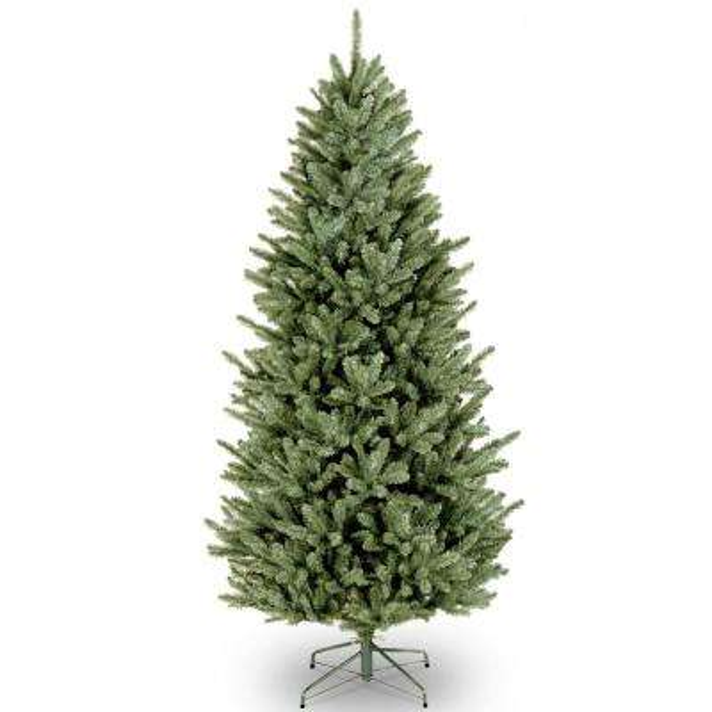 9 ft. Natural Fraser Slim Fir Tree
