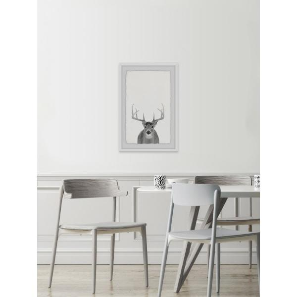 24 in. H x 16 in. W ''Grey Deer'' by Marmont