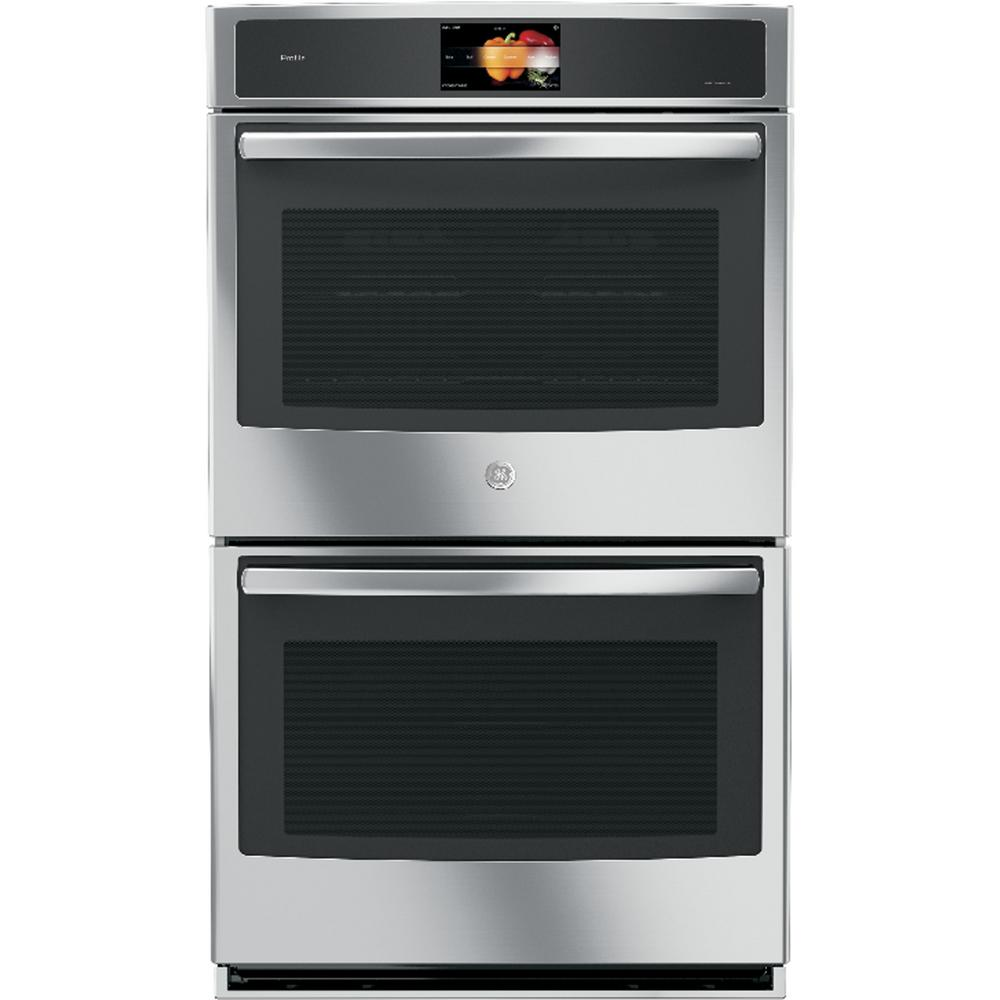 Profile 30 in. Built-In Double Electric Wall Oven with Convection in