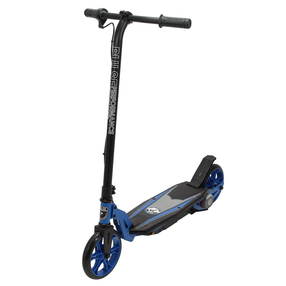 Rf 200 Electric Scooter Wiring Diagram And Ebooks Razor Further Pulse Performance Products In Blue 163658 Rh Homedepot Com Kymco