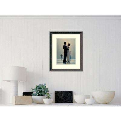 19 in. x 23 in. Outer Size 'Dance Me to the End of Love' by Jack Vettriano Framed Art Print