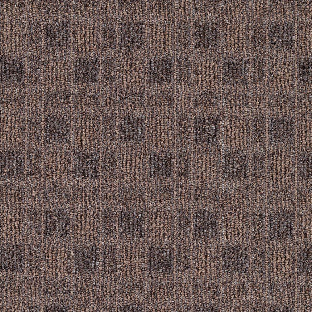 Carpet Sample - Cross Functional - Color Rolling Thunder Loop 8 in x 8 in