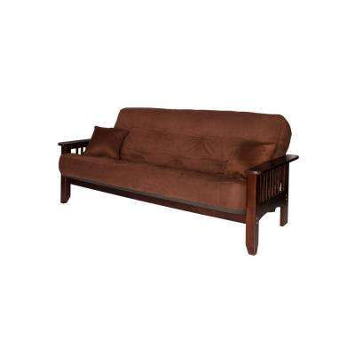 Pinehurst Dark Walnut Futon
