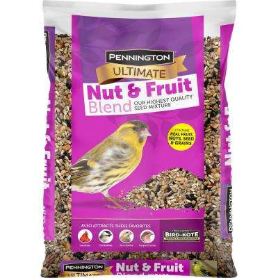 7 lbs. Ultimate Nut and Fruit Bird Seed Blend