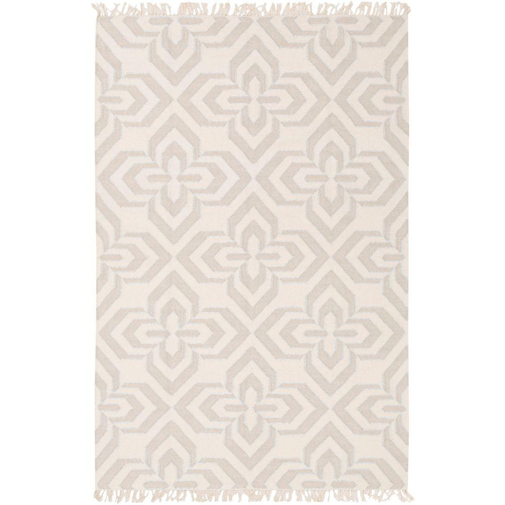 Askeby Ivory 5 ft. x 7 ft. 6 in. Indoor Area