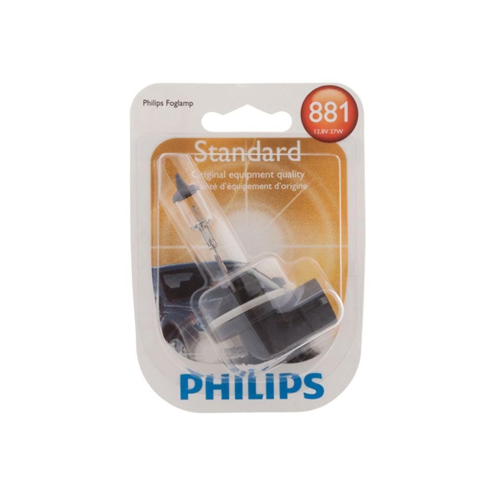 Philips Standard 881 Headlight Bulb (1-Pack)