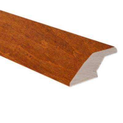 Topaz 3/4 in. Thick x 2-1/4 in. Wide x 78 in. Length Hardwood Lipover Reducer Molding