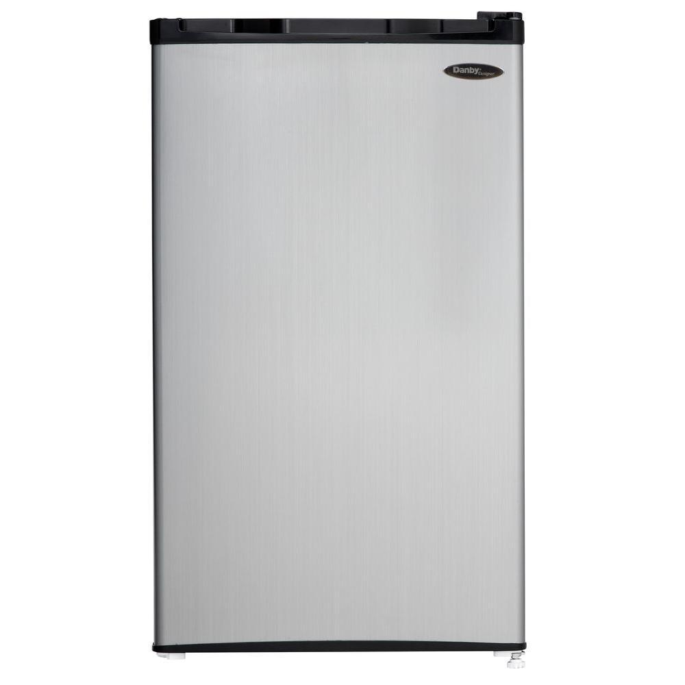 frigidaire 4 5 cu ft mini refrigerator with full freezer in black  energy star ffpe4522qb Danby Manuals PDF danby compact fridge manual
