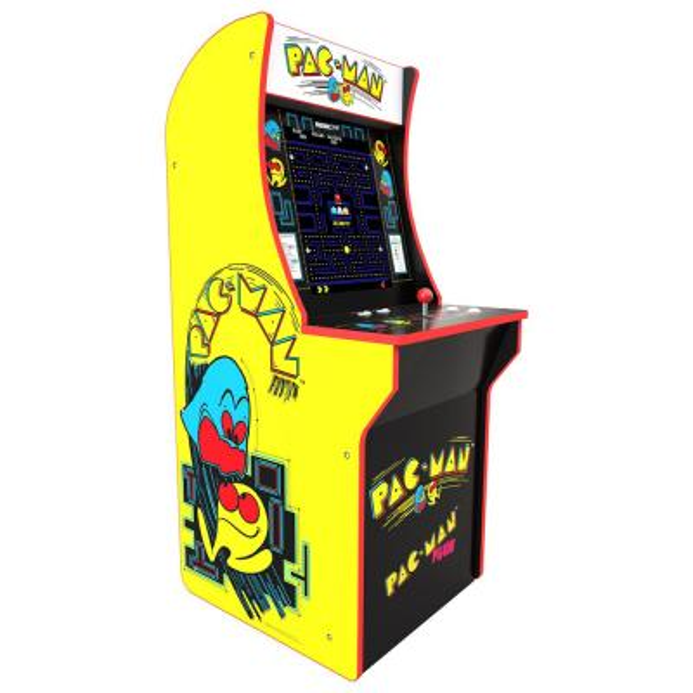 Pacman Arcade No Riser