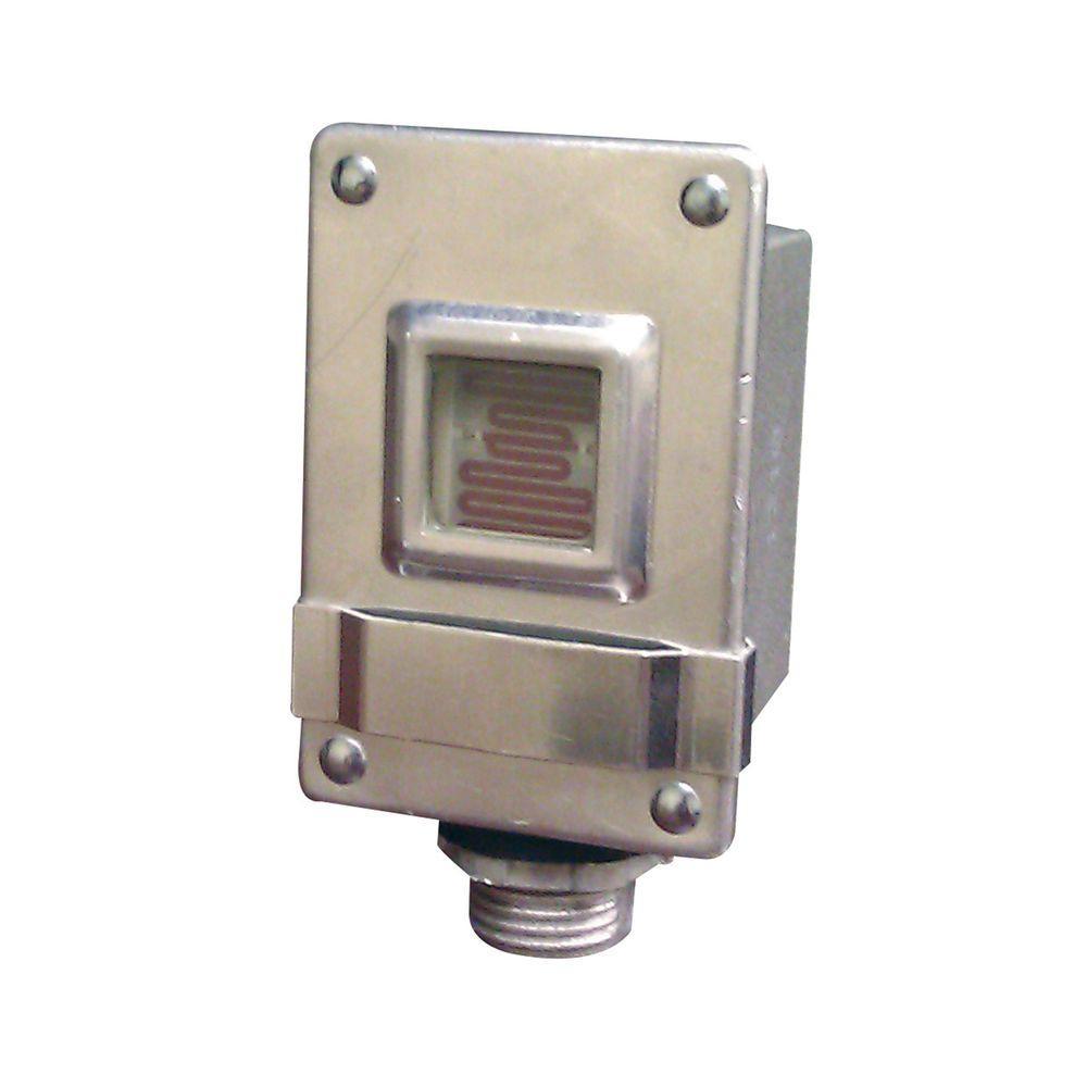 120-Volt Die-Cast Aluminum Photo Control