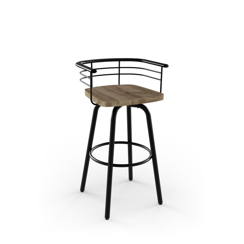Fashion Bed Group 26 In Boise Metal Counter Stool With